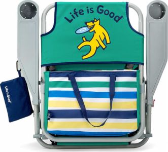 Life Is Good Beach Chair Backpack Beach Chairs