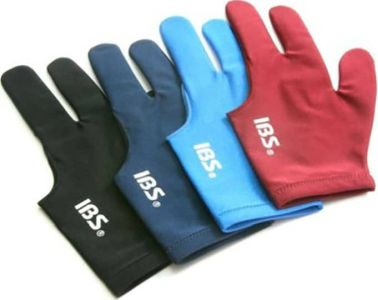 IBS Three Fingers Professional Billiard Gloves